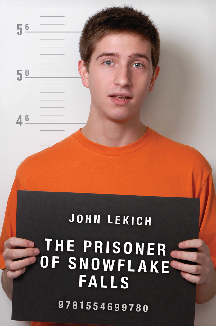 The Prisoner of Snowflake Falls By: John Lekich