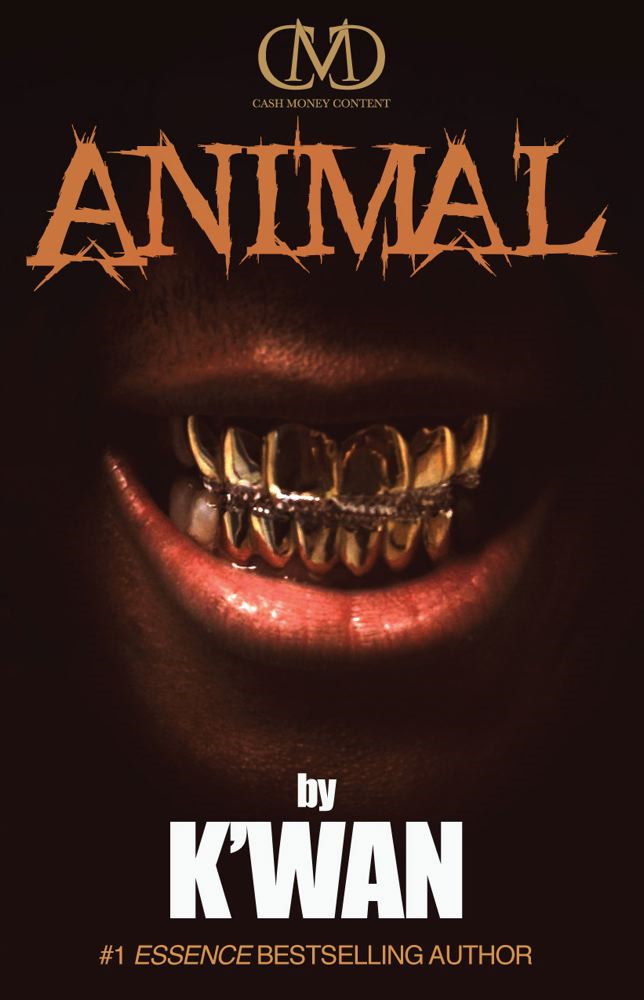 Animal By: K'wan