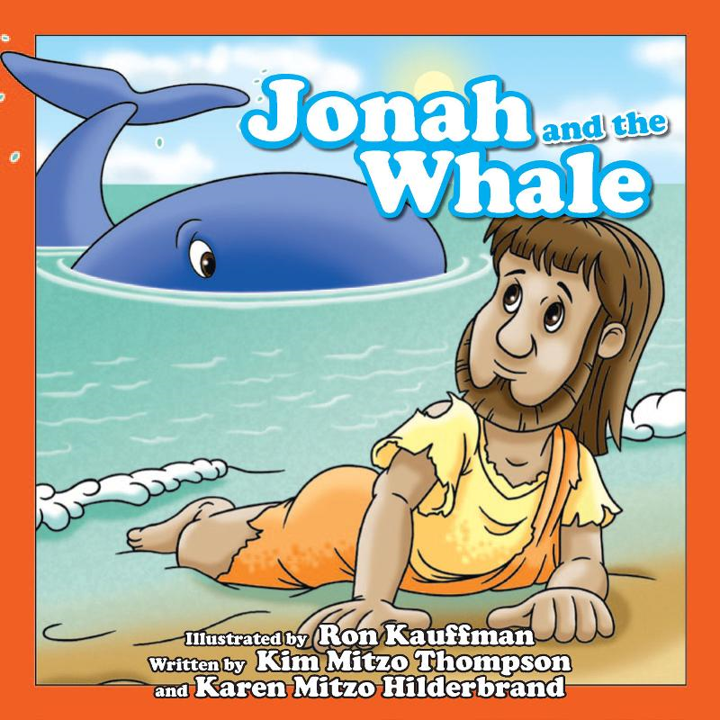 Jonah and the Whale By: MITZO THOMPSON, KIM