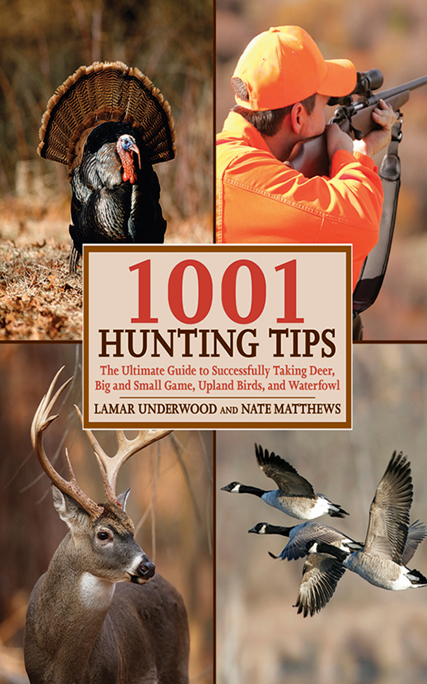 Upland Game Hunting Books