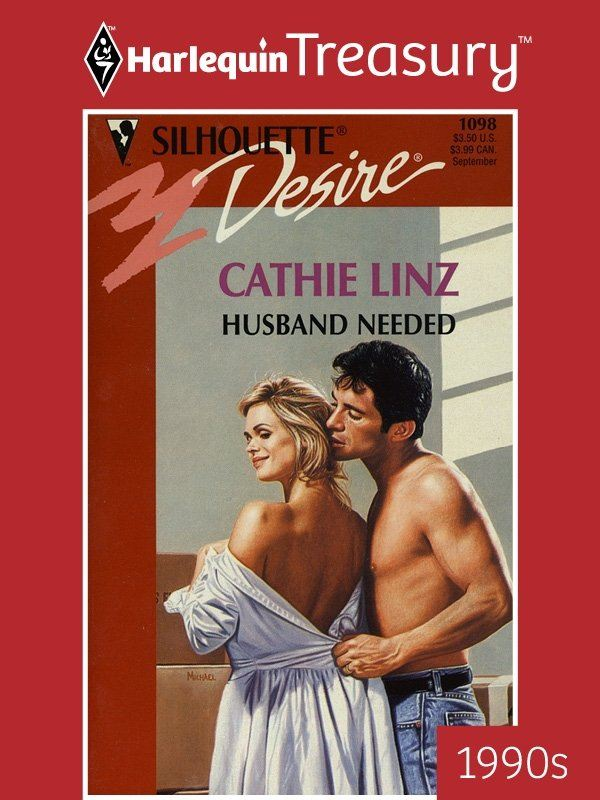 Husband Needed By: Cathie Linz