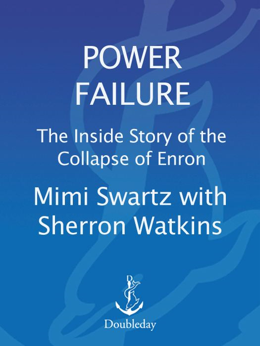 Power Failure By: Mimi Swartz,Sherron Watkins