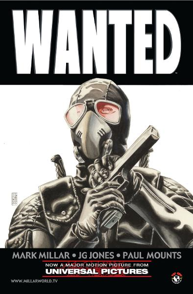 Wanted By: Mark Miller