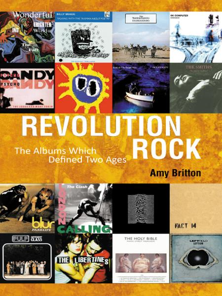 Revolution Rock By: Amy Britton