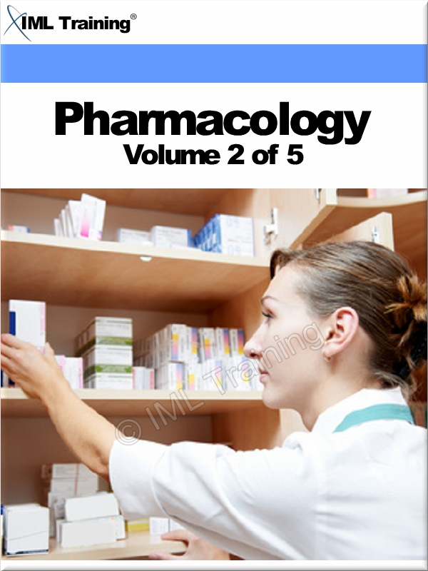 Pharmacology Volume 2 Includes Dermatological Agents,  Human Muscular System,  Skeletal Muscle Relaxants,  Analgesic,  Anti-inflammatory,  Anti-gout,  Ocula
