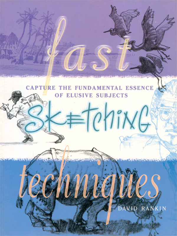 Fast Sketching Techniques Capture the Fundamental Essence of Elusive Subjects