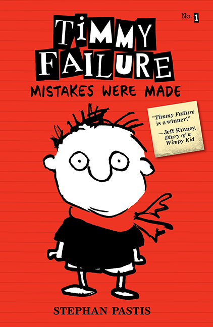 Timmy Failure By: Stephan Pastis