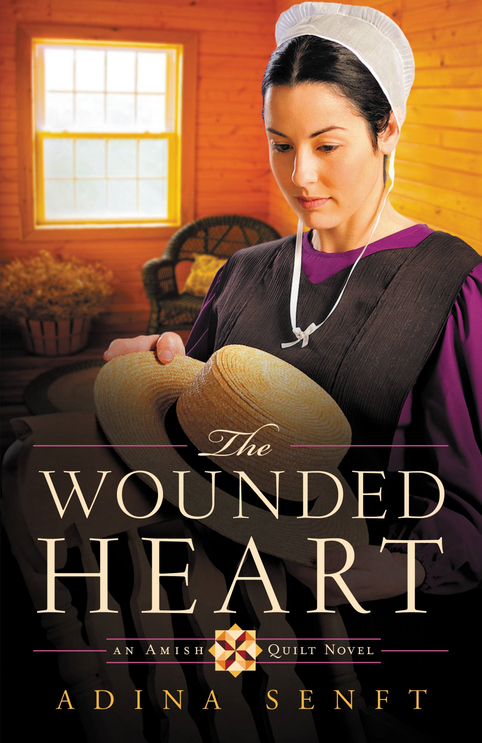 The Wounded Heart By: Adina Senft