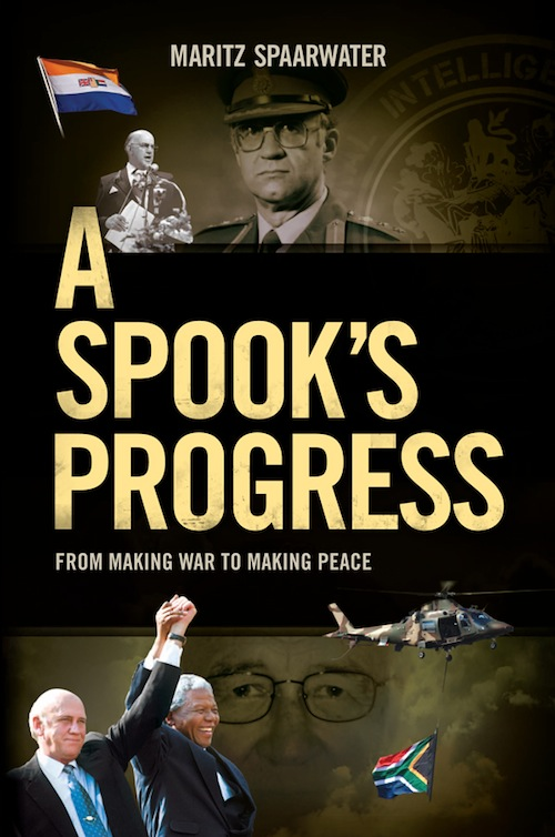 A Spook's Progress