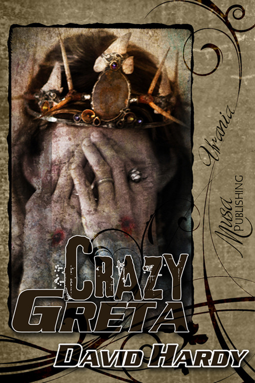 Crazy Greta By: David Hardy