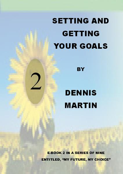 Setting and Getting Your Goals