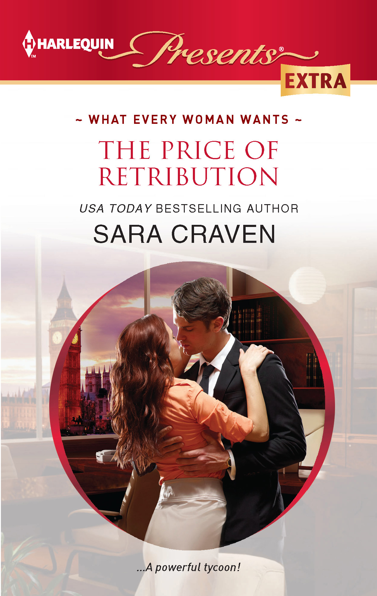 The Price of Retribution By: Sara Craven