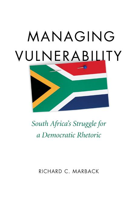 Managing Vulnerability By: Richard C. Marback,Thomas W. Benson