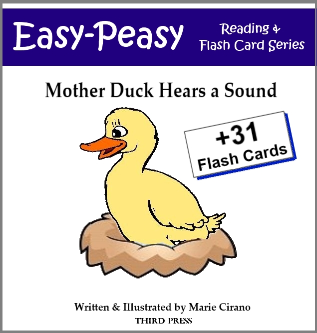 Mother Duck Hears a Sound
