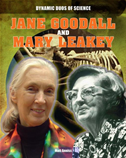Jane Goodall And Mary Leakey