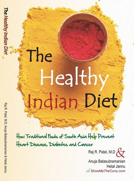 The Healthy Indian Diet (Color)