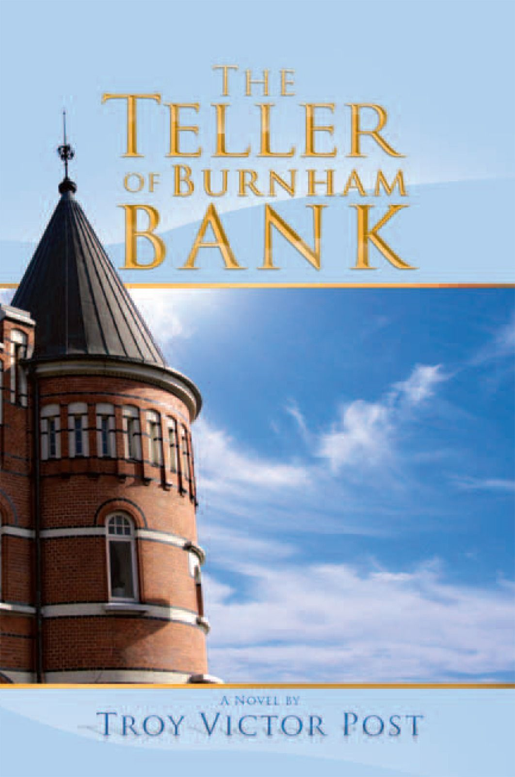 The Teller of Burnham Bank