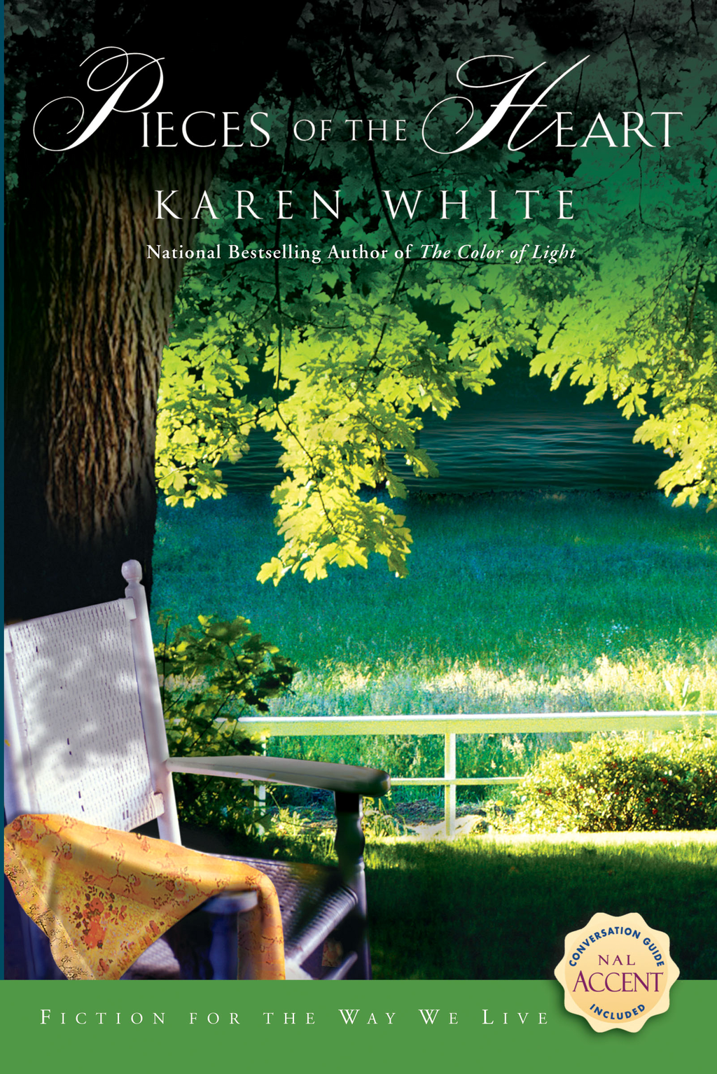 Pieces of the Heart By: Karen White