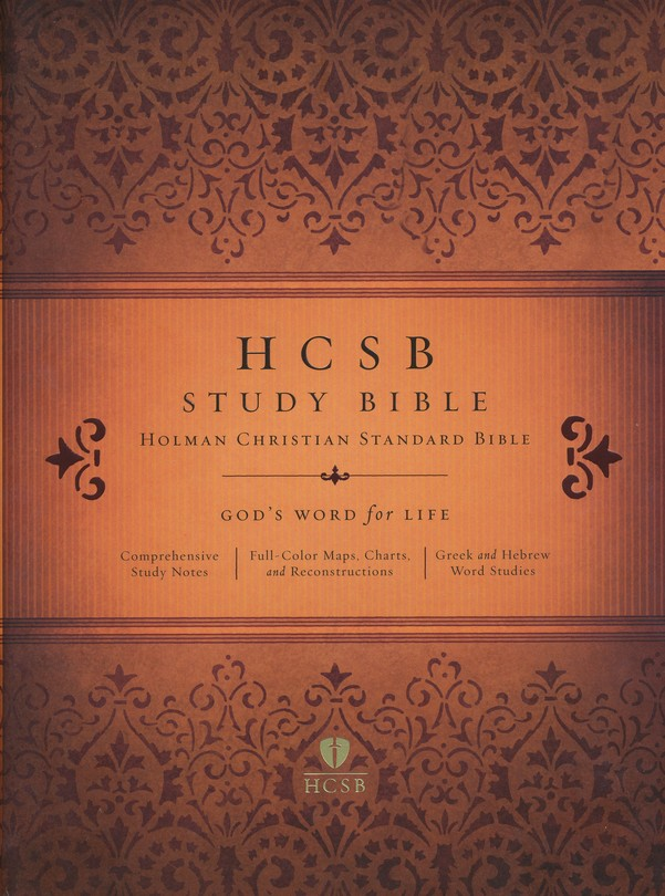 The HCSB Study Bible Digital Edition: Optimized for Digital Readers
