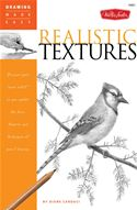 "Picture of - Drawing Made Easy: Realistic Textures: Discover your ""inner artist"" as you explore the basic theories and techniques of pencil drawing"