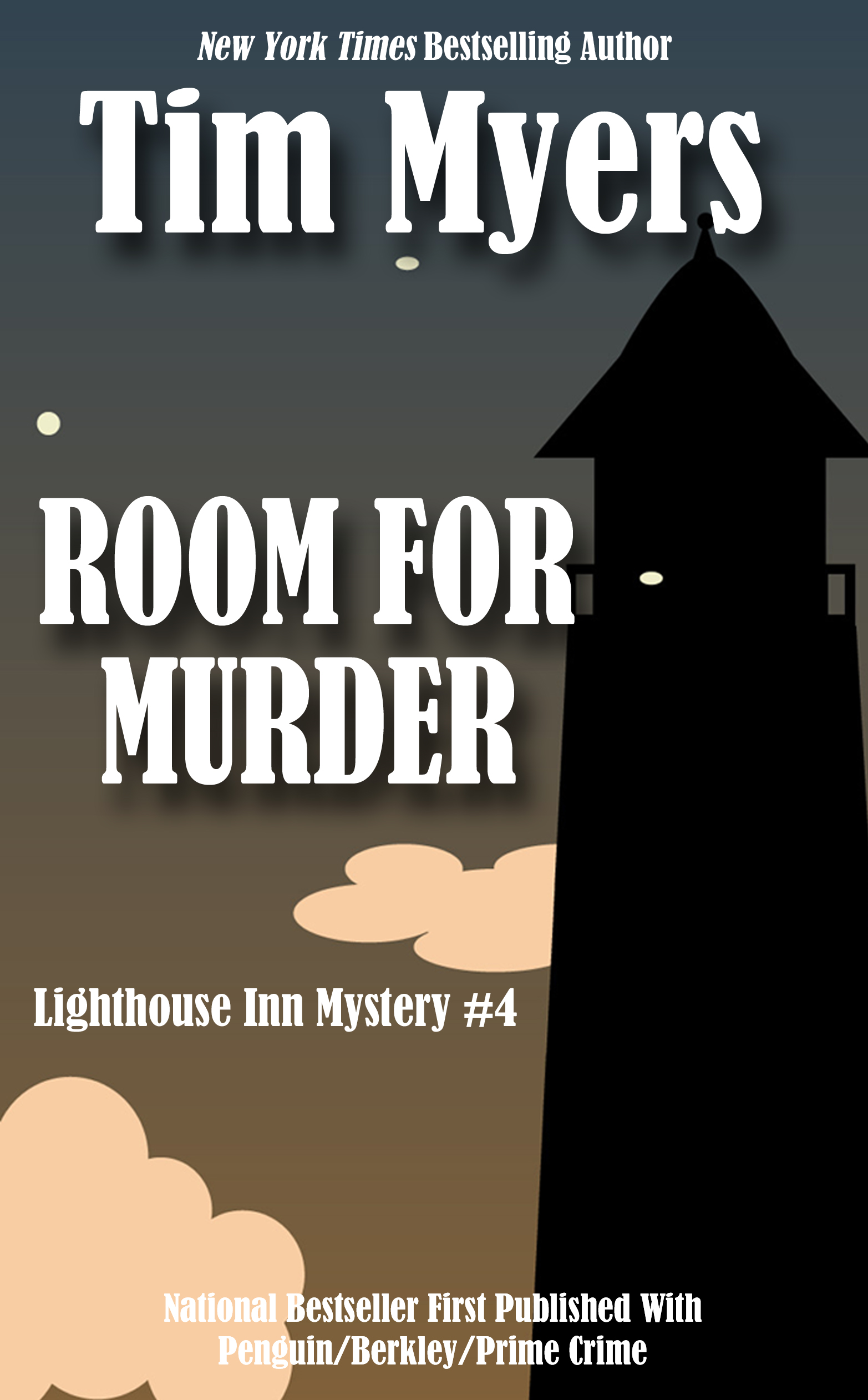 Room for Murder By: Tim Myers