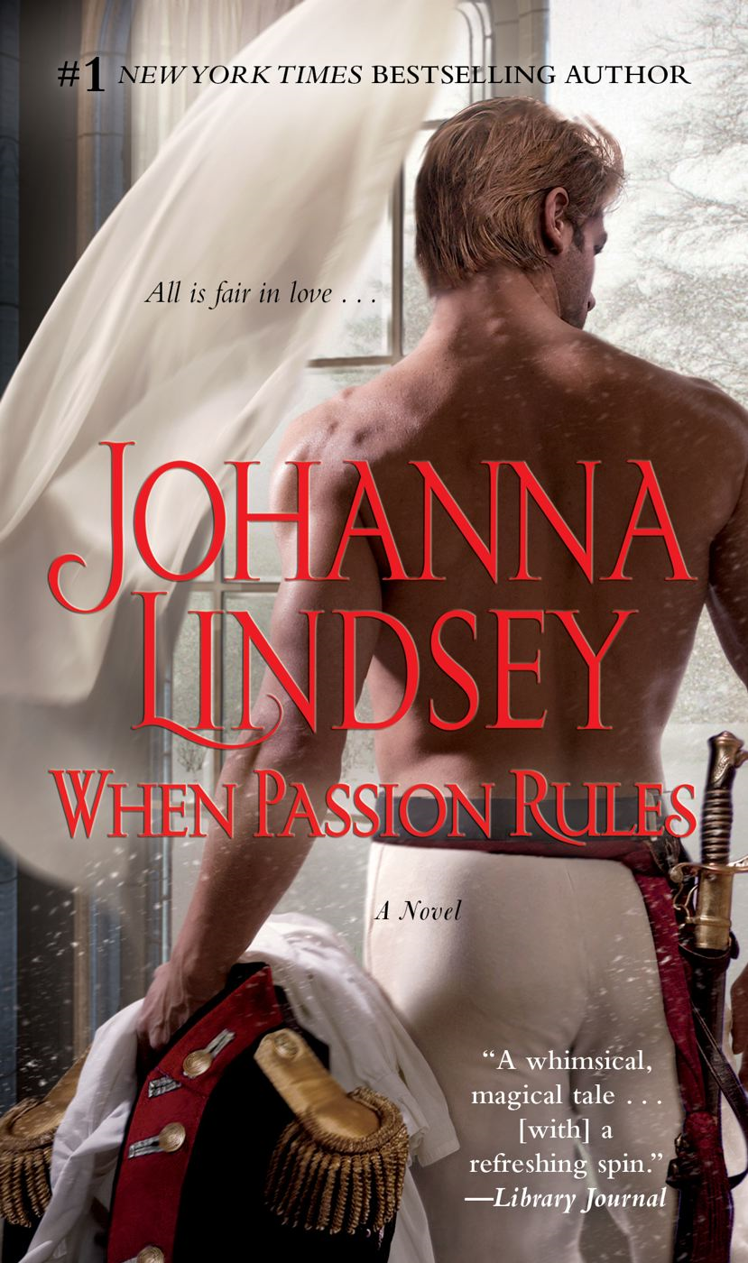 When Passion Rules By: Johanna Lindsey
