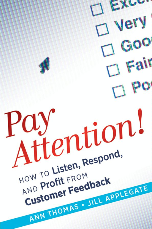 Pay Attention! By: Ann Thomas,Jill Applegate