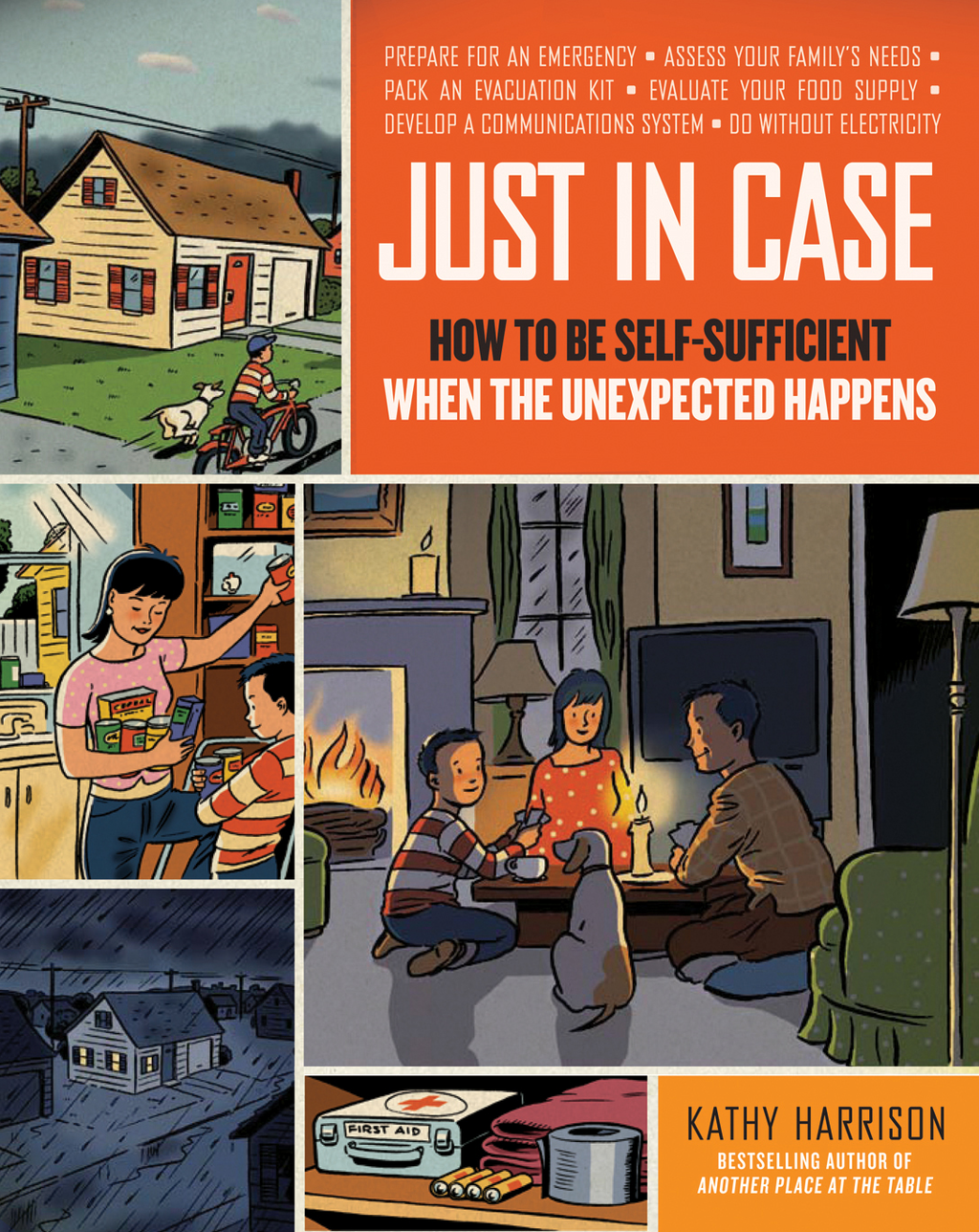 Just in Case By: Kathy Harrison