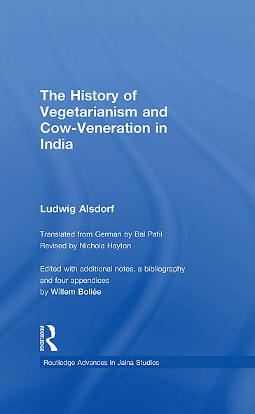 The History of Vegetarianism and Cow-Veneration in India