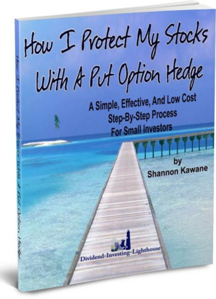 How I Protect My Stocks With A Put Option Hedge By: Shannon Kawane