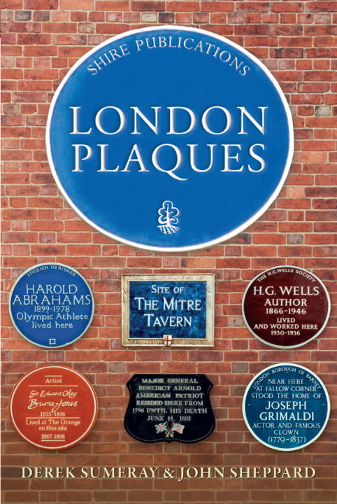 London Plaques By: Derek Sumeray