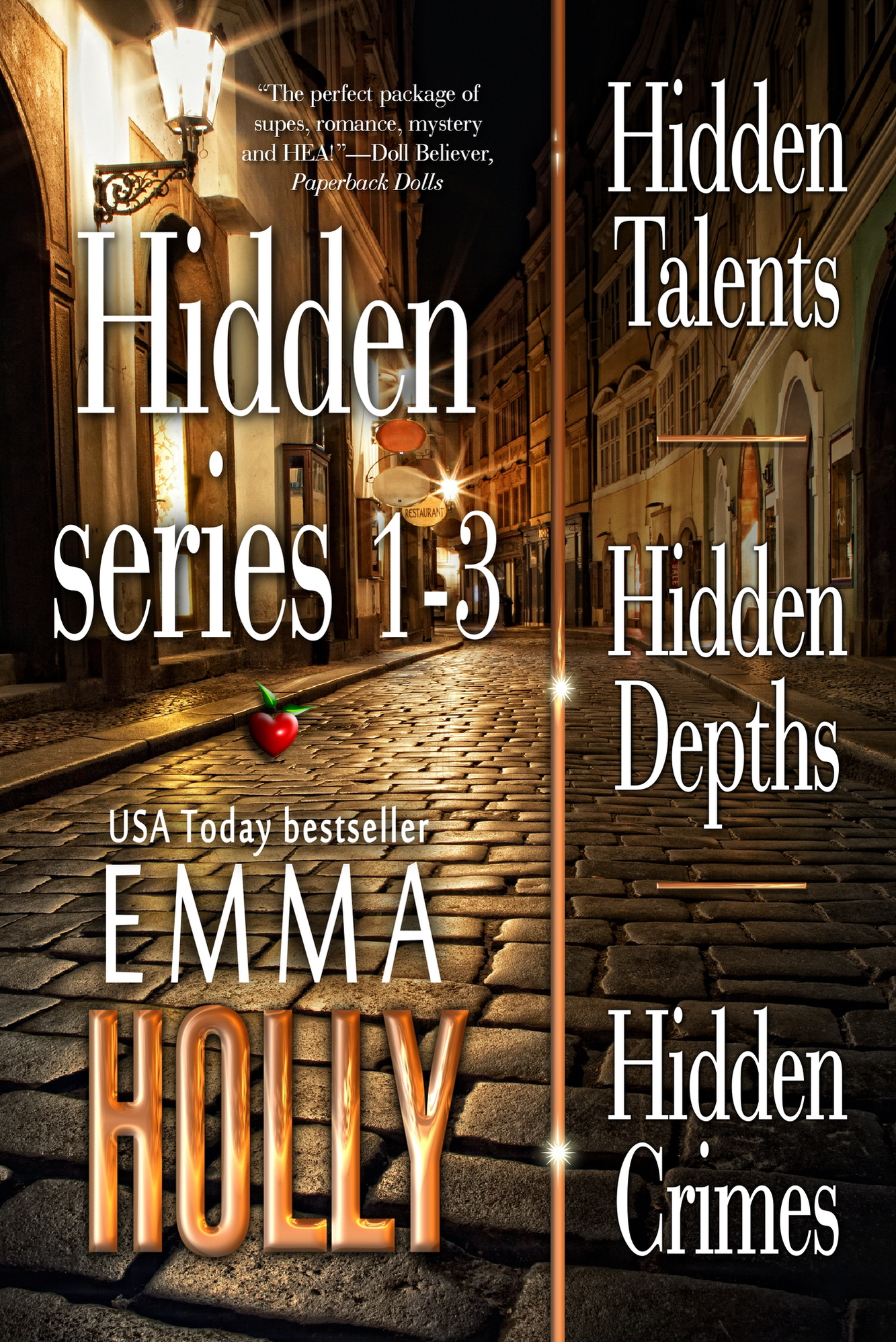 Hidden Series 1-3