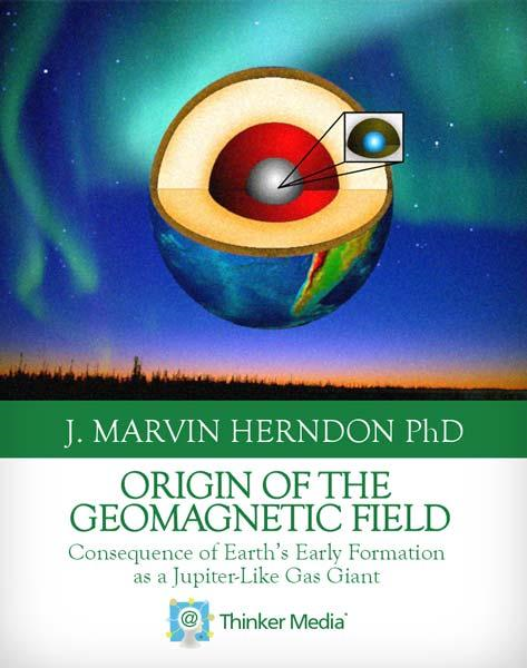 Origin of the Geomagnetic Field: Consequence of Earth's Early Formation as a Jupiter-Like Gas Giant