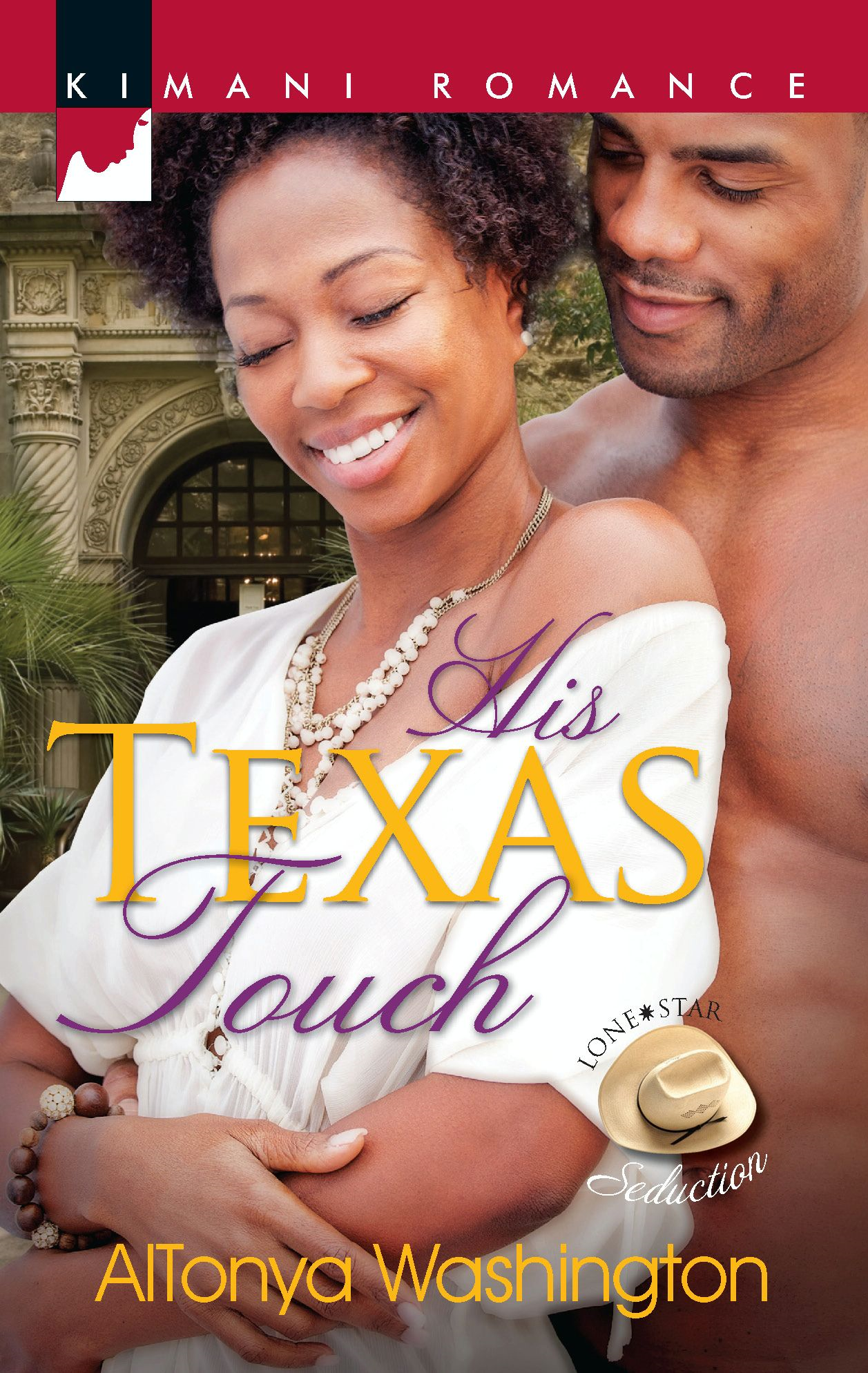 His Texas Touch By: AlTonya Washington