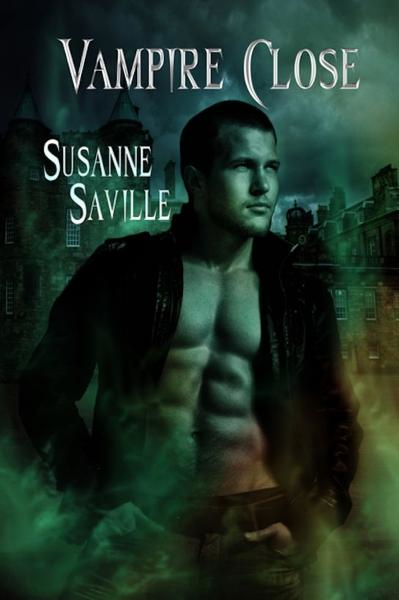 Vampire Close By: Susanne Saville