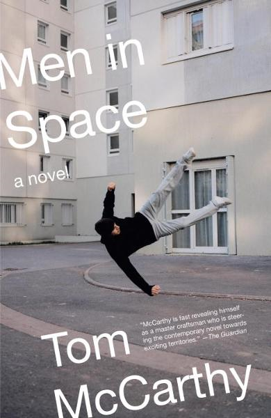 Men in Space By: Tom McCarthy