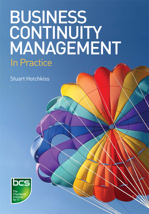 Business Continuity Management In Practice