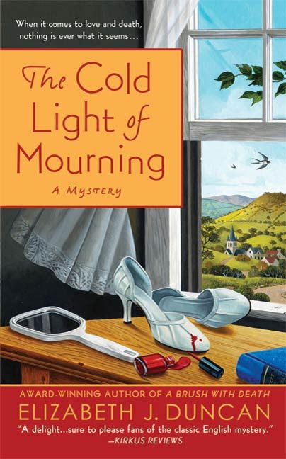 The Cold Light of Mourning By: Elizabeth J. Duncan