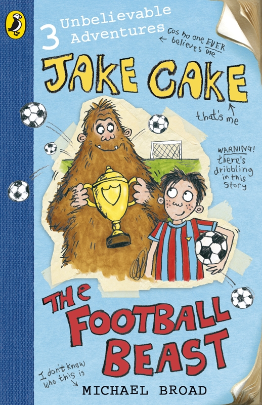 Jake Cake: The Football Beast