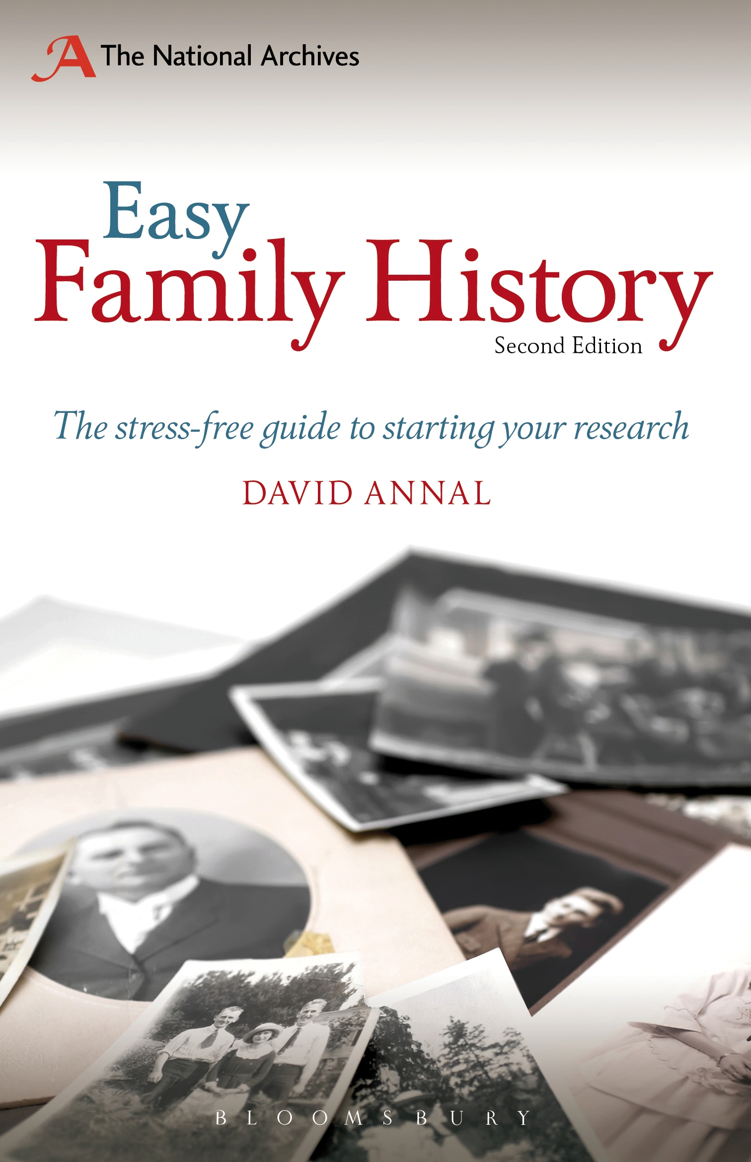 Easy Family History The Beginner's Guide to Starting Your Research
