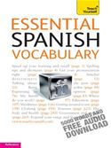Picture of - Essential Spanish Vocabulary