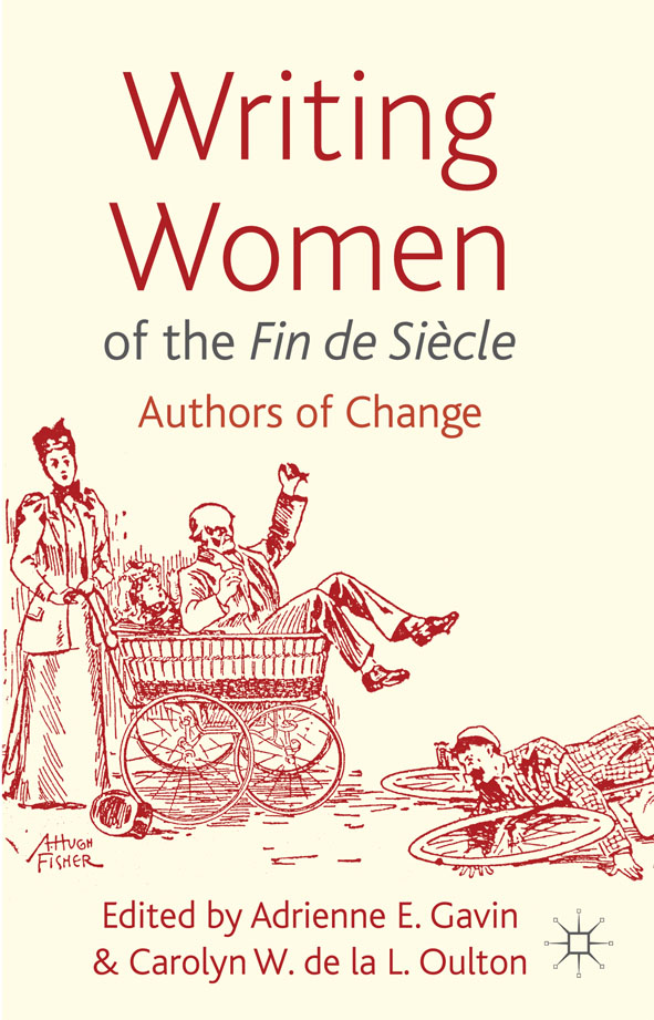 Writing Women of the Fin de Siècle