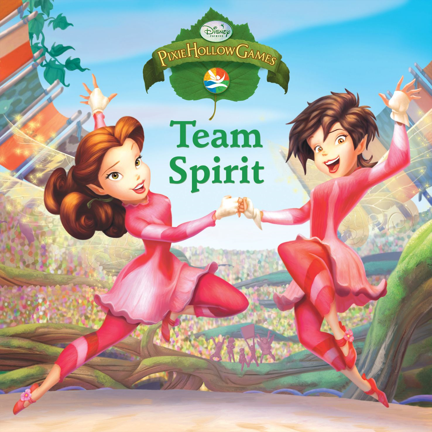 Team Spirit By: Disney Book Group