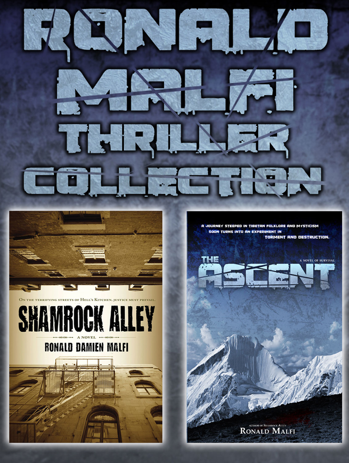 Ronald Malfi Thriller Collection