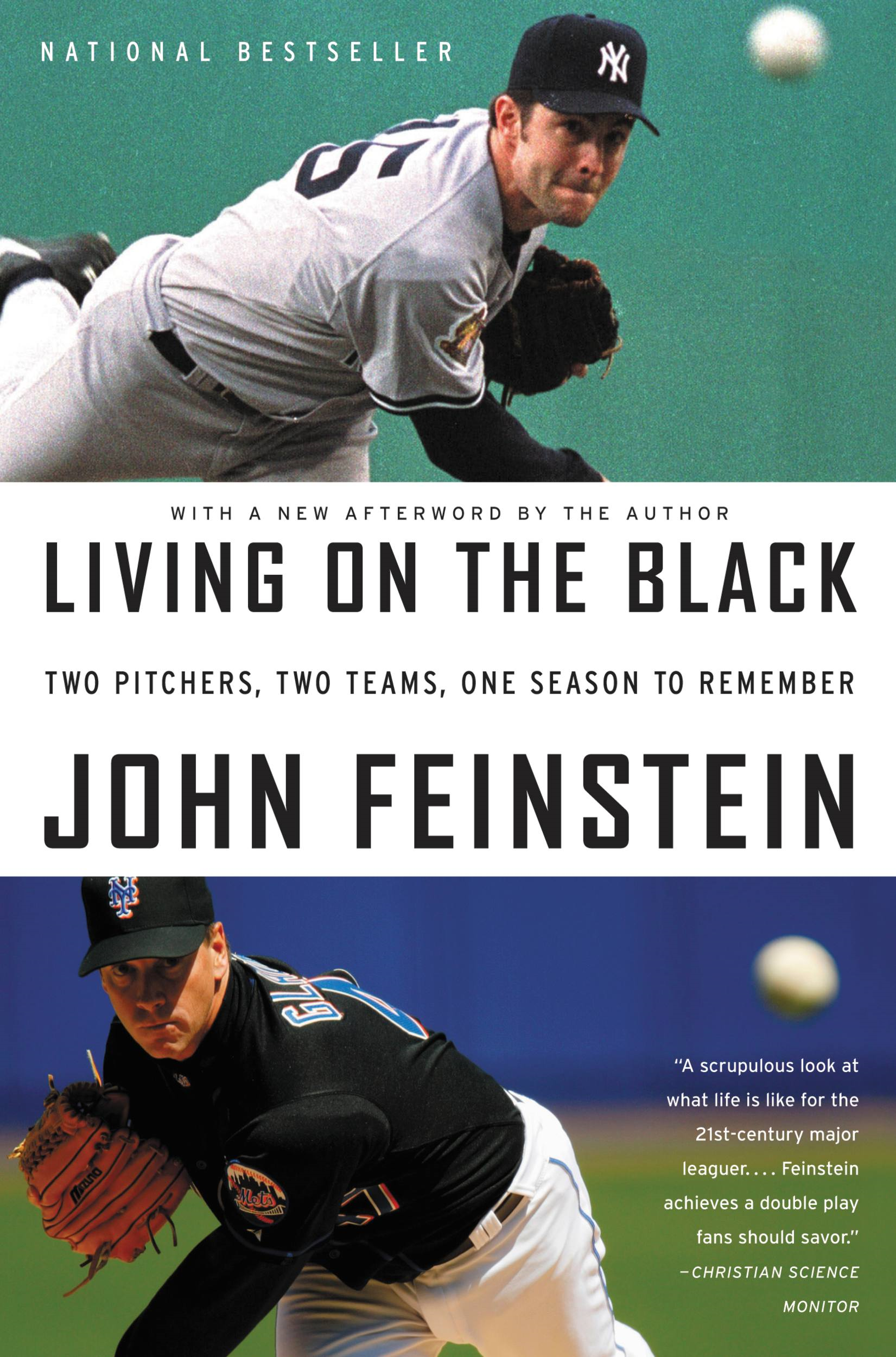 Living on the Black By: John Feinstein