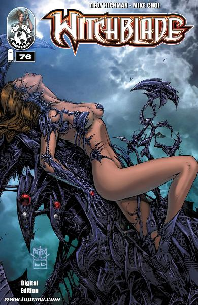 Witchblade #76 By: Christina Z, David Wohl, Marc Silvestr, Brian Haberlin, Ron Marz