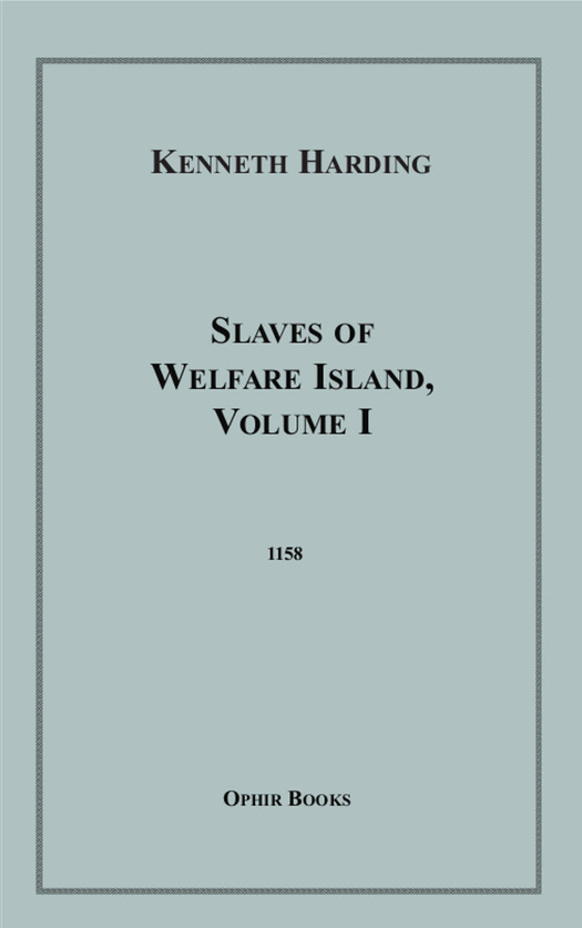 Slaves of Welfare Island, VI
