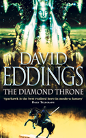 The Diamond Throne: Book One Of The Elenium: