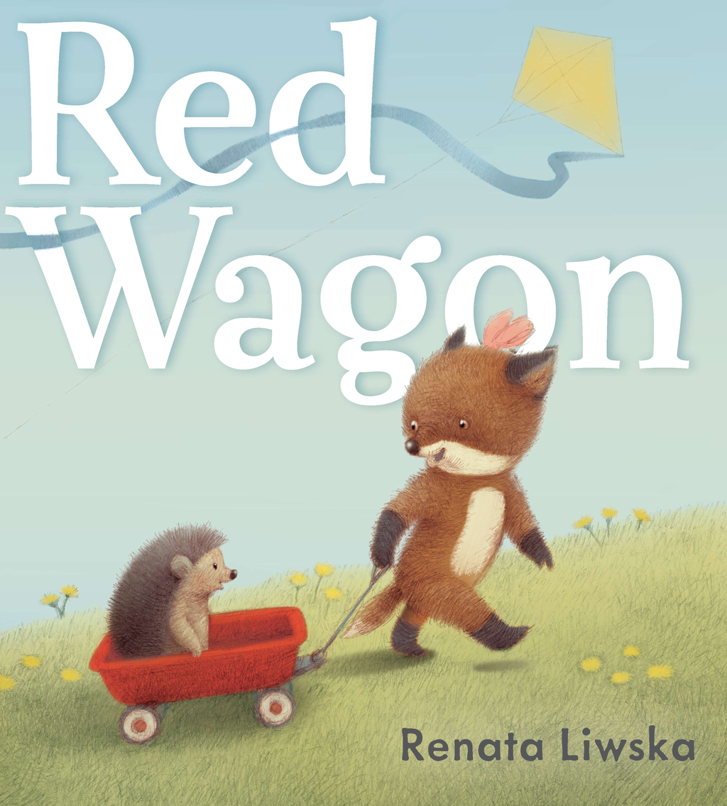 Red Wagon By: Renata Liwska