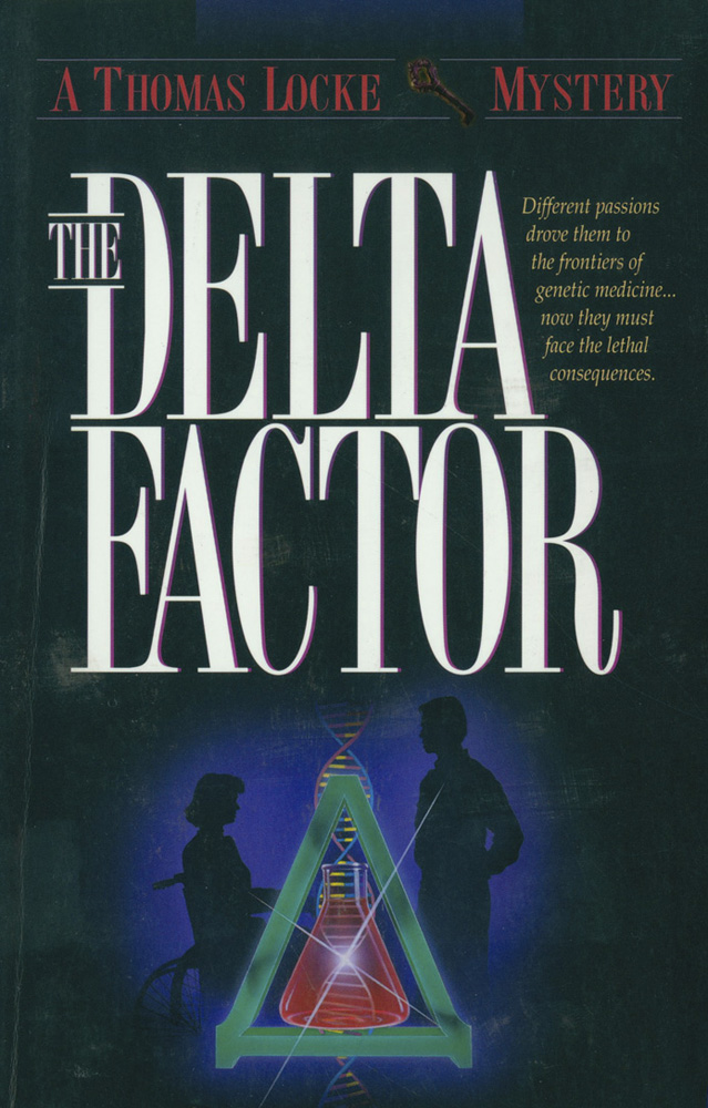 Delta Factor, The (Thomas Locke Mystery Book #1)